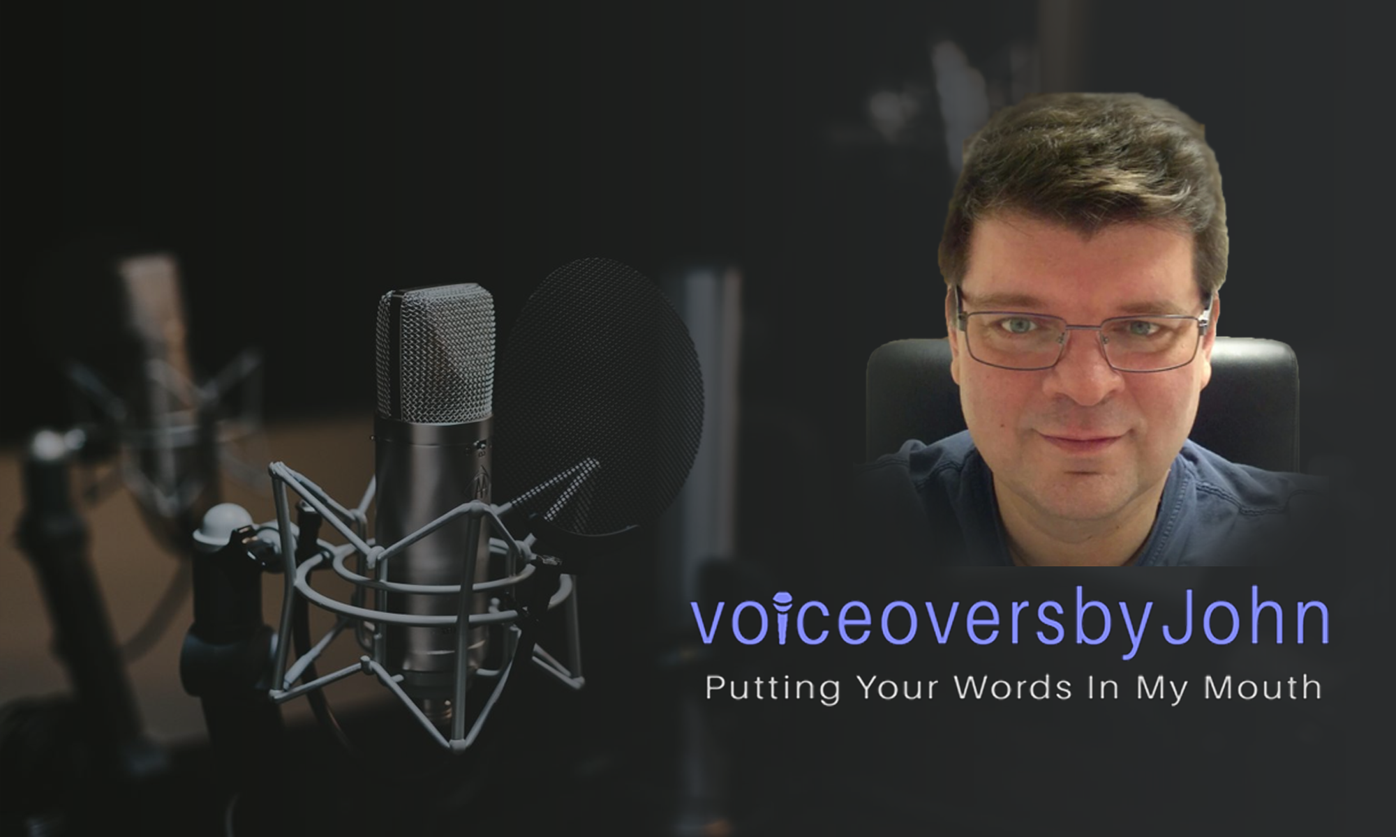 Voice Overs By John
